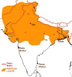 Even though most of his reforms, including the new religion, were not successful, Akbar left a powerful empire at his death in 1605. Not much new territory was added by successors, but the regime reached the peak of its splendor. Most of the population, however, lived in poverty, and India fell behind Europe in invention and the sciences.  By the late 17th century, the Mughals ruled over a major commercial and manufacturing empire.