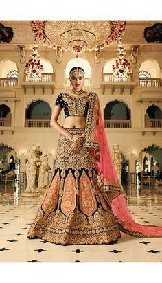 Amiable Pink Bollywood Indian Partywear Lehenga Lengha Choli Pakistani Designer Fancy Women's Clothing
