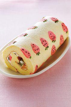 玩花樣!蛋糕卷造型趣味多!