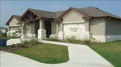 Shadow Creek by MileStone Community Builders: 203 Shadow Creek Blvd Buda, TX 78610 Phone:206-313-7719 3 - 6 Bedrooms 2 - 3.5 Bathrooms Sq. Footage: 1400 - 2650 Price: From $199,990 Check out this new home community in Buda, TX found on www.NewHomesDirectory.com/Austin