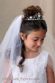 prices for haircuts communion tiaras christian expressions collection 4968 | 8bdc0d8446f67c4968bf92eaa1347938 first communion dresses wedding veils