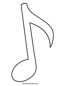ausmalbilder musiknoten | ausmalbilder, malvorlagen, vorlagen
