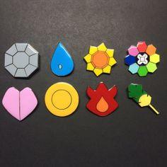 Pokemon Badges - Stocking Stuffers - Etsy Gift Ideas
