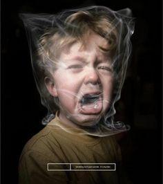 Tabagisme passif chez nos #enfants