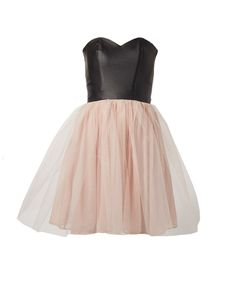 Back Before Sunrise Dress in Black and Pale Pink Before Sunrise, Fashion Outfits, Womens Fashion, Pale Pink, My Wardrobe, Tulle, Style Inspiration, Boutique, Skirts