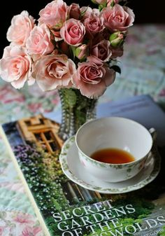 Tea Time - Ana Rosa