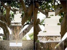 White architectural wedding cake, jasmine star photography, fondant wedding cake