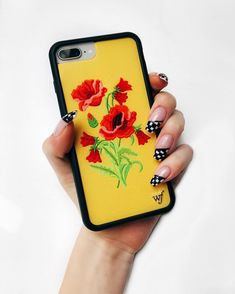 Pin by super smartphone pics on smartphone photography iphone cases, wildfl Iphone 7, Diy Iphone Case, Iphone Phone Cases, Free Iphone, Phone Covers, Apple Iphone, Cute Cases, Cute Phone Cases, Wildflower Phone Cases