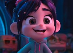 I'm happy! Yes, you are, Vanellope! Proud to be with Ralph. Wreck-It Ralph I'm happy! Yes, you are, Vanellope! Proud to be with Ralph. Wreck-It Ralph Cute Disney Characters, Girl Cartoon Characters, Cartoon Icons, Disney Movies, Disney Magic, Disney Art, Disney Pixar, Cute Disney Wallpaper, Cute Cartoon Wallpapers