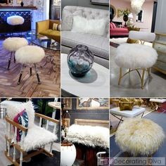 FABULOUSLY FURRY: 2016 color home decor trends HPMKT 2015 | The...