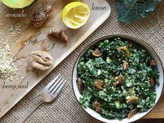 Kale & Fig Salad