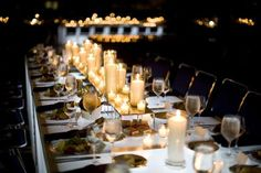 White Candles: Elegant, romantic and budget friendly, here are a few ideas for white candles, your new best friend.