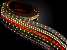 LED light strip - http://www.bongoflashers.com