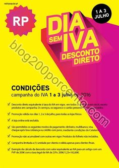 Antevisão oferta valor Iva RADIO POPULAR fim de semana de 1 a 3 julho - http://parapoupar.com/antevisao-oferta-valor-iva-radio-popular-fim-de-semana-de-1-a-3-julho/