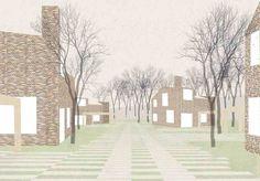 Sergison Bates  . 99 Suburban housing . Aldershot (18)