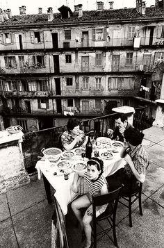 Gianni Berengo Gardin, Everyday Life in Italy, 1960s.