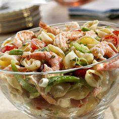 Shell Restaurant Shrimp pasta Recipe - Ask.com