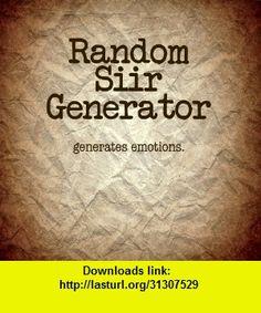 Random iir Generator, iphone, ipad, ipod touch, itouch, itunes, appstore, torrent, downloads, rapidshare, megaupload, fileserve