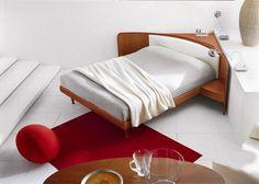 Corner Bed Headboard upholstered panel of this corner headboard conceals additional