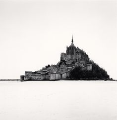 Michael Kenna, Mont St. Michel