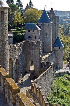 Carcassonne :: France. ♥
