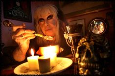 Laurie Cabot, Salem's long-time local witch. http://wp.patheos.com.s3.amazonaws.com/blogs/wildhunt/files/2012/01/laurie_cabot.jpg