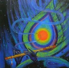 Let go, let the divine breath through you, the celestial song of love. http://www.facebook.com/SamariasChakradance1/