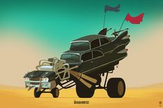 The 5 Vehicles That Define 'Mad Max: Fury Road'   Highsnobiety