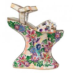 These are really unique. Big Top shoes from irregularchoice.com