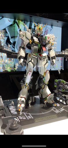 Check out the latest Gunpla Gundam News here. Metal Structure, Three Dimensional, Gundam, Robots, Tokyo, Animation, Models, Closet, Image
