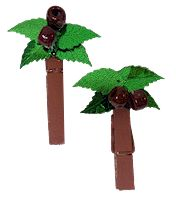 MakingFriends Palm Tree Friendship Swap Kit Make these Palm Tree crafts if you live in a tropical beach climate or if you are doing Bahamas, Fiji, Costa Rica or any other tropical country for Thinking Day*. Kit makes 48 Girl Scout Law, Girl Scout Leader, Girl Scouts, Summer Crafts, Summer Fun, Crafts For Kids, Luau Baby Showers, Girl Scout Activities, World Thinking Day