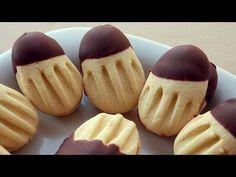 Manitas de chocolate