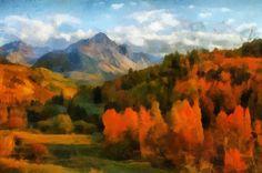 San Juan Mountains Autumn | San Juan Mountains