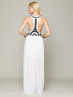 Free People Queen of Sheeba Maxi at Free People Clothing Boutique