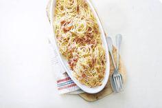 Spaghetti carbonara - Recept - Allerhande