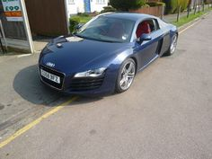 Audi R8 Speed Camera Laser Jammer