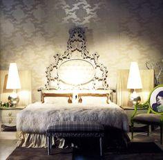 BARROCO bedroom - traditional - bedroom - by COLECCION ALEXANDRA