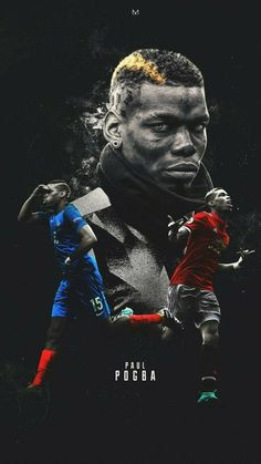 Tips And Tricks To Play A Great Game Of Football. To be successful with football, one needs to understand the rules and strategies and have the appropriate skills. Paul Pogba Manchester United, Manchester United Players, Best Football Players, Soccer Players, Pogba Wallpapers, Iran National Football Team, Old Trafford, Football Player Drawing, Football Celebrations