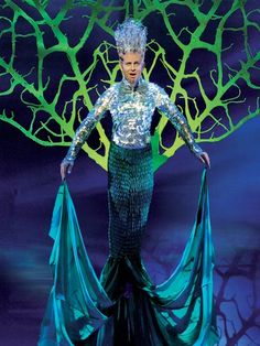 little mermaid broadway musical set design - Google Search