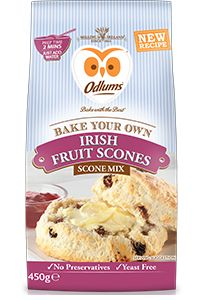 Bread is one of the oldest foods in history. Discover the incredible history of bread with Odlums. Scones Aux Fruits, Fruit Scones, Scone Mix, Flour Mill, Pop Tarts, Irish, Oatmeal, Snack Recipes, Bread