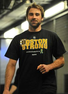 Johnny Boychuk--Boston Bruins (favorite player and most attractive)