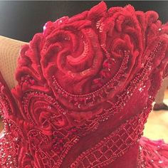 Page Of Cutie Picss Julia's Gown ❤️ photo Michael Cinco, Red Wedding Dresses, Formal Dresses, Debut Dresses, Birthday Dresses, Evening Dresses, Fancy, Gowns, Indie