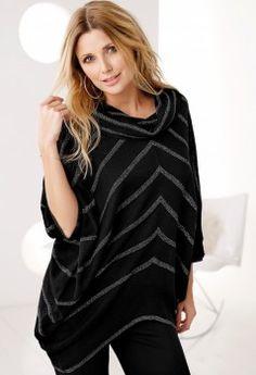 Tunika warmbeauty <3  Pen & komfortabel tunika med lekker skimmer i materiale. Tunika overdelen er av mykt materiale med stretch.