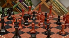 Decor Inspiration! Let the heart of your home outshine with the exquisiteness of wooden chess sets. Shop now with flat 25% off at chessbazaar.com