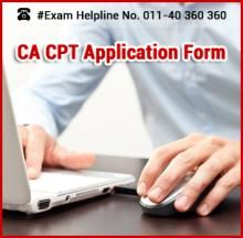 CA CPT 2015 Exam Pattern – Check here the Exam Pattern of CA CPT December 2015 issued by ICAI includes exam duration, number of questions, total marks.