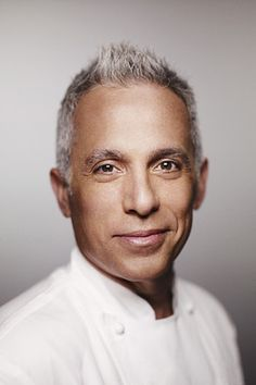 Geoffrey Zakarian - incredibly handsome AND professional chef