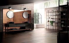 Stage Red diving | Floor and Wall Tiles - Iris Ceramica