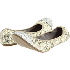 good to get for when the high heels come off at night or at an event - madden Girl Metallic Multi