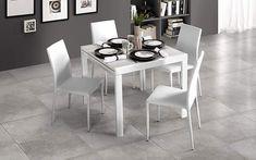 Tavolo Bianco 80x80 Allungabile.14 Best Joanna Images Furniture Home Decor Decor