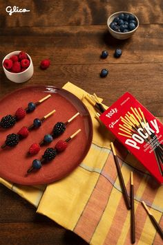 Winter is on its way, so spend a cozy night in with Pocky! Pocky desserts are easy to make and perfect for your next warm night spent inside. Not to mention, they taste especially delicious while curled up under your favorite blanket. Tap the pin to find Pocky near you!  Easy Snacks, Yummy Snacks, Easy Desserts, Yummy Treats, Delicious Desserts, Sweet Treats, Dessert Recipes, Yummy Food, Yummy Recipes